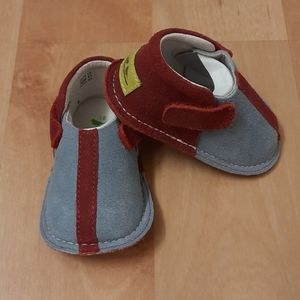 PIPIT by Badorf Kids Leather/Suede Shoe